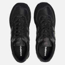 Мужские кроссовки New Balance ML574ETE Triple Black фото- 5