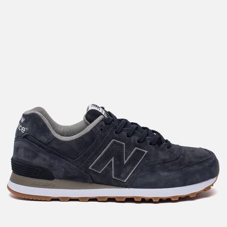 Мужские кроссовки New Balance ML574FSN Gum Pack Navy