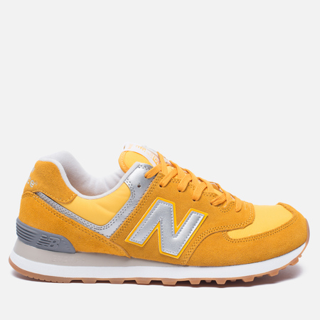 Мужские кроссовки New Balance ML574HRK Yellow
