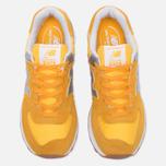 Мужские кроссовки New Balance ML574HRK Yellow фото- 4