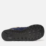Мужские кроссовки New Balance ML574HVA Blue/Green/Brown фото- 4