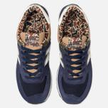 Мужские кроссовки New Balance ML574HVA Blue/Green/Brown фото- 5