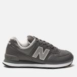 Мужские кроссовки New Balance ML574LPC Grey/White фото- 0