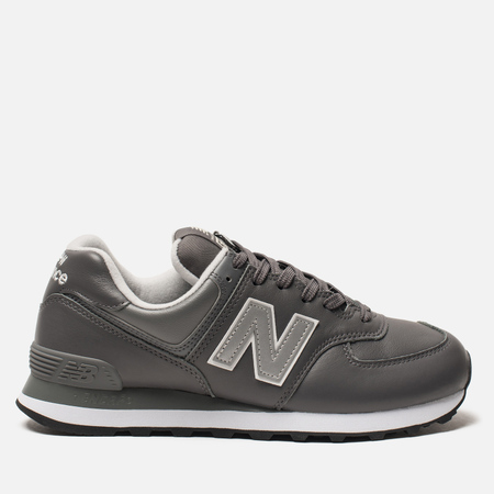 Мужские кроссовки New Balance ML574LPC Grey/White