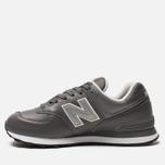 Мужские кроссовки New Balance ML574LPC Grey/White фото- 1