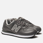 Мужские кроссовки New Balance ML574LPC Grey/White фото- 2