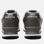 Мужские кроссовки New Balance ML574LPC Grey/White фото- 3