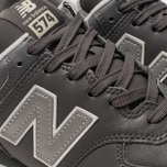 Мужские кроссовки New Balance ML574LPC Grey/White фото- 6