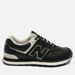 Мужские кроссовки New Balance ML574LUC Black фото- 0