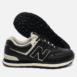 Мужские кроссовки New Balance ML574LUC Black фото- 1