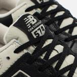Мужские кроссовки New Balance ML574LUC Black фото- 3