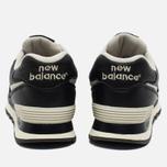 Мужские кроссовки New Balance ML574LUC Black фото- 5