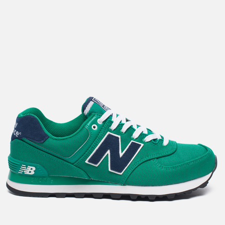 Мужские кроссовки New Balance ML574POG Pique Polo Pack Green