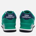 Мужские кроссовки New Balance ML574POG Pique Polo Pack Green фото- 3