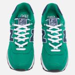 Мужские кроссовки New Balance ML574POG Pique Polo Pack Green фото- 4