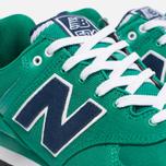 Мужские кроссовки New Balance ML574POG Pique Polo Pack Green фото- 5