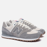 Мужские кроссовки New Balance ML574RSA Grey фото- 2