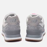 Мужские кроссовки New Balance ML574RSA Grey фото- 3