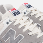 Мужские кроссовки New Balance ML574RSA Grey фото- 5