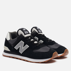 Мужские кроссовки New Balance ML574SPT Black/White