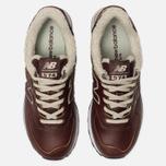 Мужские кроссовки New Balance ML574WND Brown фото- 5