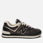 Мужские кроссовки New Balance ML574WNE Dark Brown фото- 0