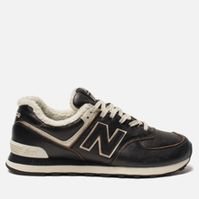 Кроссовки New Balance ML574WNE Dark Brown фото- 0