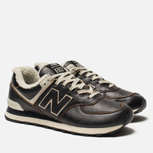 Кроссовки New Balance ML574WNE Dark Brown фото- 2