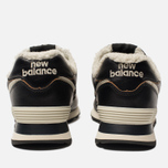Мужские кроссовки New Balance ML574WNE Dark Brown фото- 3