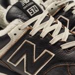 Мужские кроссовки New Balance ML574WNE Dark Brown фото- 6