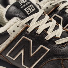 Кроссовки New Balance ML574WNE Dark Brown фото- 6