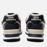 Мужские кроссовки New Balance ML574WNF Dark Navy фото- 3