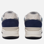 Мужские кроссовки New Balance ML597AAA Blue/Black/Orion Blue/Grey фото- 3