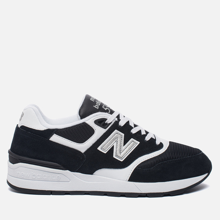 Мужские кроссовки New Balance ML597RSD Black/White