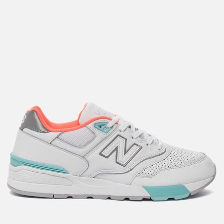 Мужские кроссовки New Balance ML597VAA White