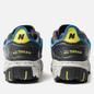 Мужские кроссовки New Balance ML801GLC Black/Grey/Yellow фото - 2