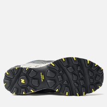 Мужские кроссовки New Balance ML801GLC Black/Grey/Yellow фото- 4