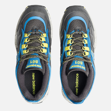 Мужские кроссовки New Balance ML801GLC Black/Grey/Yellow фото- 5