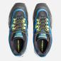 Мужские кроссовки New Balance ML801GLC Black/Grey/Yellow фото - 1