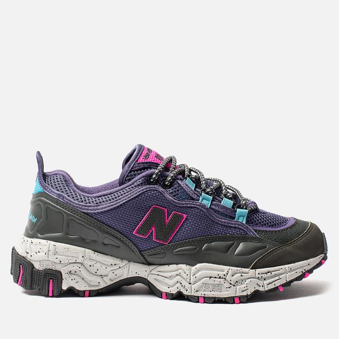 Мужские кроссовки New Balance ML801GLD Purple/Grey