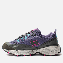 Мужские кроссовки New Balance ML801GLD Purple/Grey фото- 1