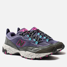 Мужские кроссовки New Balance ML801GLD Purple/Grey фото- 2