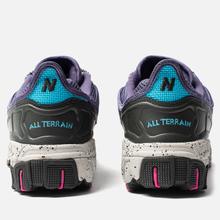 Мужские кроссовки New Balance ML801GLD Purple/Grey фото- 3