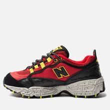 Мужские кроссовки New Balance ML801GLE Team Red/Black фото- 5