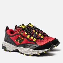 Мужские кроссовки New Balance ML801GLE Team Red/Black