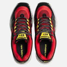 Мужские кроссовки New Balance ML801GLE Team Red/Black фото- 1