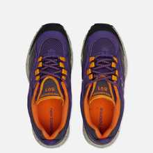 Мужские кроссовки New Balance ML801NEA Prism Purple/Black/Orange фото- 1