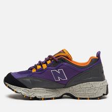 Мужские кроссовки New Balance ML801NEA Prism Purple/Black/Orange фото- 5