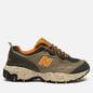 Мужские кроссовки New Balance ML801NEB Olive/Black/Orange фото - 3