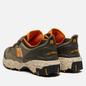 Мужские кроссовки New Balance ML801NEB Olive/Black/Orange фото - 2